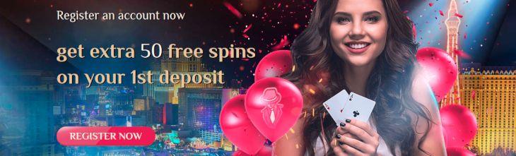 VegasPlus free spins