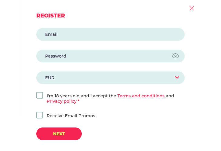 Maeki Casino registration