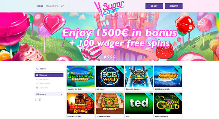 sigarcasino.com home page