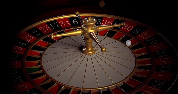 Spelsidorna med roulette
