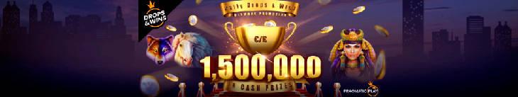 Royal Rabbit Casino dagliga tävlingar med stora vinster