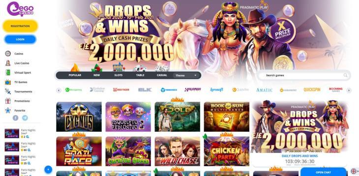 Om Ego Casino